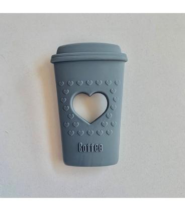 Mordedor Coffee Gris