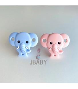 Chupete-mordedor Elefante