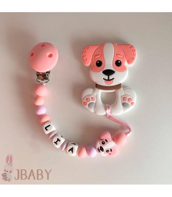 Chupetero Baby Dog