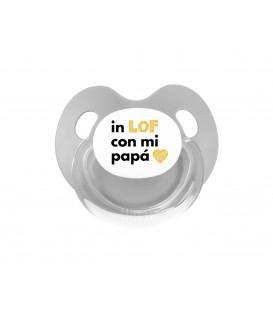Chupete Retro In LOF Papá (+colores)