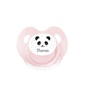 Chupete Retro Personalizado Panda