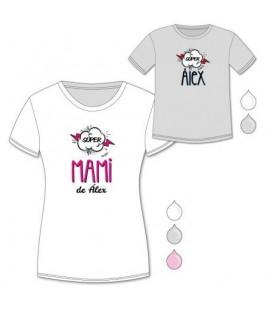 Pack 2 Camisetas Personalizadas Supermami