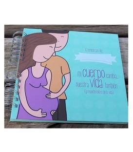 Libro del Embarazo de Tutete