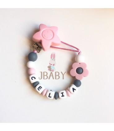 Chupetero Baby corazón