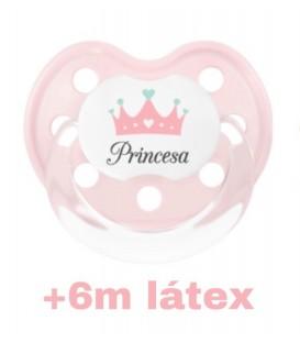 Chupete Princesa Rosa